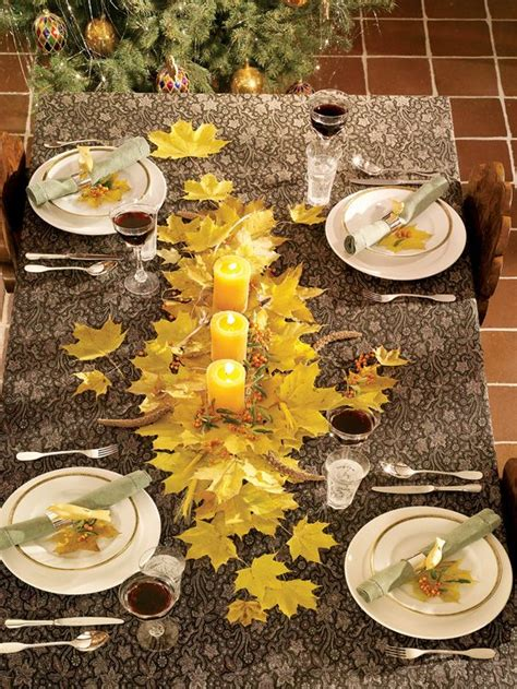 Tisch Herbstdeko by Die Besten 17 Bilder Zu Herbst Auf Deko