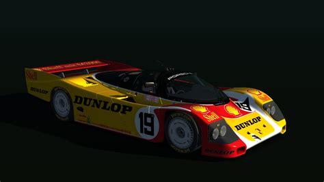 Porsche Remake by Porsche 962 Longtail Remake Of Workscars 17 And 19 4k