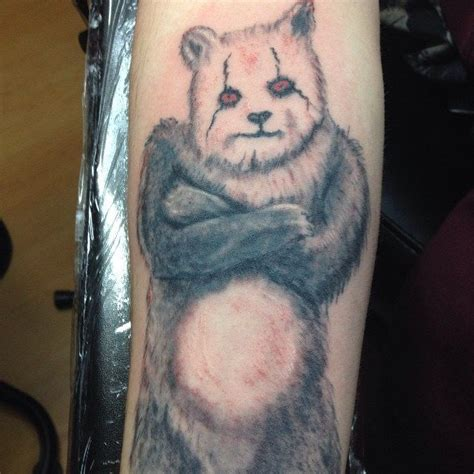 bad ass couple tattoos 363 best images about panda tattoos on