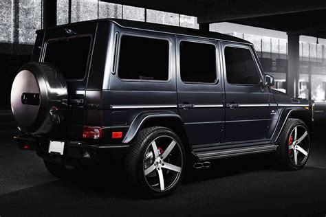 Mercedes Jeep Matte Black Cristaldeonis