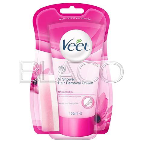 sotto la doccia veet crema depilatoria sotto la doccia pelli normali