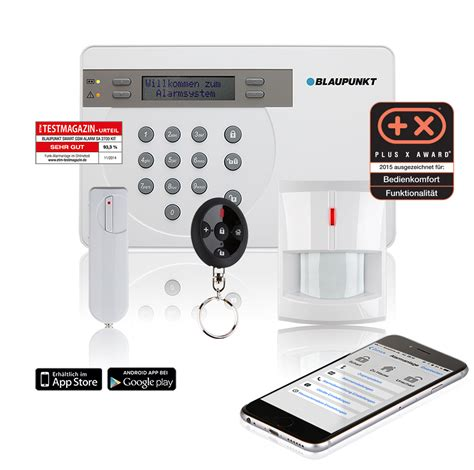blaupunkt wireless alarm systems