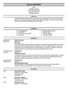 Lead Teller Sle Resume by Lead Teller Resume Exle Fargo Naples Florida