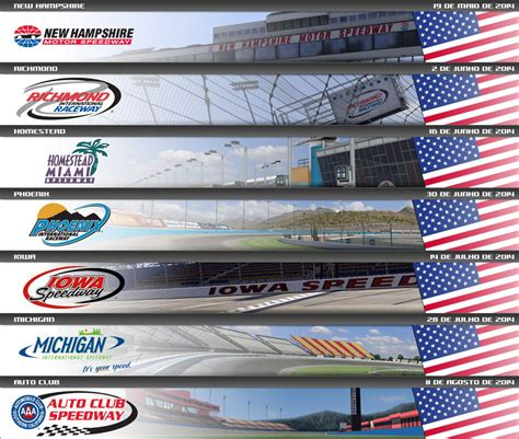Calendario F Indy 2014 2 Indy Livre F1bc