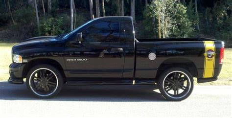 2 Door Dodge Ram by Purchase Used 2004 Dodge Ram 1500 Slt Standard Cab