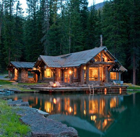 Cozy Cottage Big by Cozy Cabin In The Woods