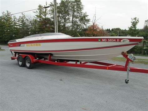 wellcraft used boat parts wellcraft scarab 26cv 1990 for sale for 1 boats from