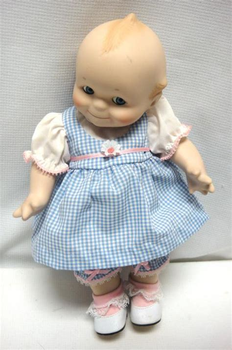 kewpie porcelain dolls danbury mint kewpie porcelain collector doll a 031 001 ebay