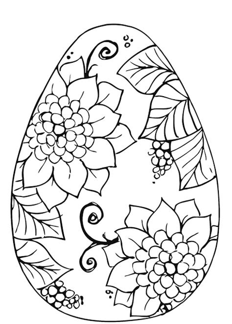easter eggs coloring pages for adults b d designs free coloring page easter kleurplaat pasen
