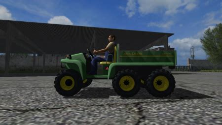 johndeere_gator_beta » gamesmods.net fs19, fs17, ets 2 mods