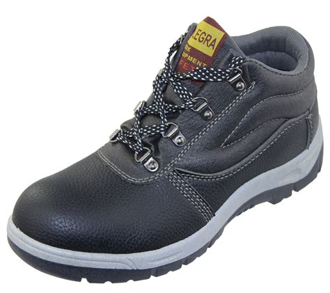 mens winter work boots mens steel toe cap work boots winter combat hiking high