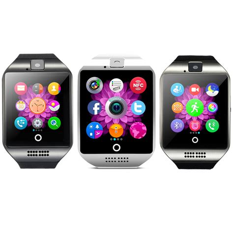 Smartwatch Q18 q18 touch screen smart bluetooth mtk6260a with