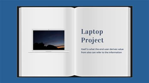 book cover powerpoint template book powerpoint template free presentation theme
