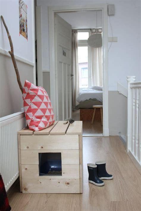 kattenbak ombouw houten kattenbak ombouw van eibers op etsy nieuw huis