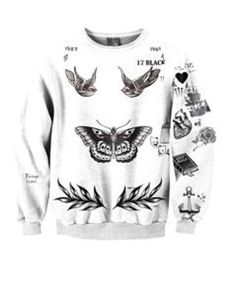 harry styles tattoos sweater one direction harry styles crewneck t shirt