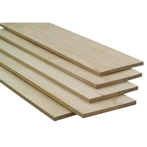 shiplap lowes shop 1x16x72 laminated pine panel at lowes com