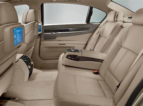 Bmw 7 Interior cars world bmw 7 series interior