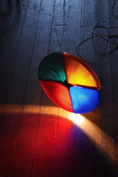 light wheel xmas vintage color wheel light rotating tree light with