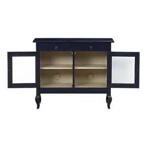 Small Media Cabinet With Glass Doors Rustic Italian Wooden Cabinet With Distressed Finish
