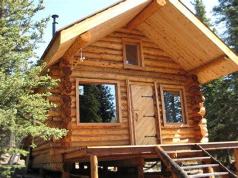 Small House Plans Alaska Folks Living The Simple In Tiny Cabin In Alaska