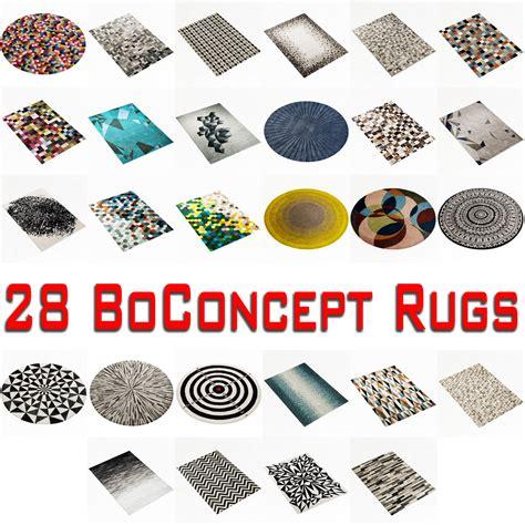 boconcept rugs uk boconcept rug 3d model