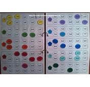 Material Manipulativo El Bingo De Las Tablas Multiplicar