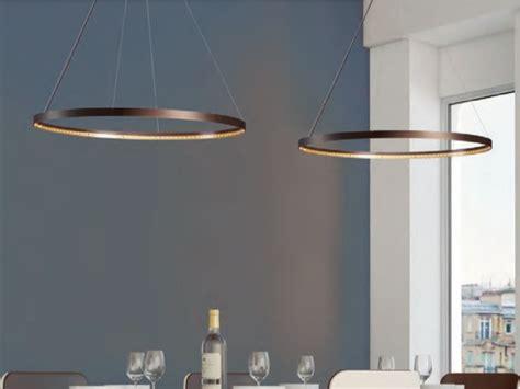 Led Direct Indirect Light Adjustable Steel Pendant L Indirect Pendant Lighting