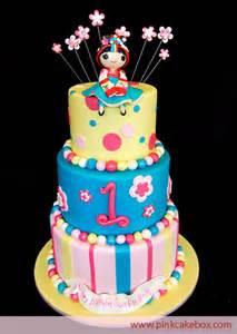 1st birthday polka dot cake 187 birthday cakes