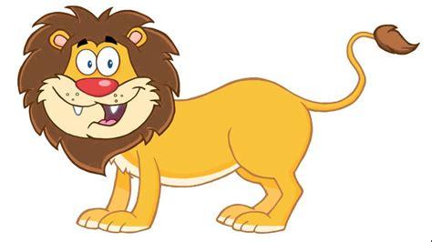 imagenes de leones animados c 243 mo dibujar un le 243 n de dibujos animados youtube