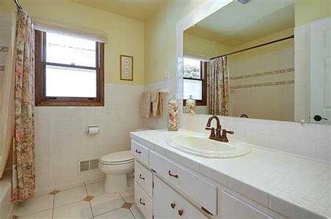 home depot bathroom wall tiles how to cover wall tile in bathroom the home depot community