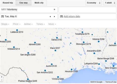 flights map reveals the airfare deals loyalty traveler