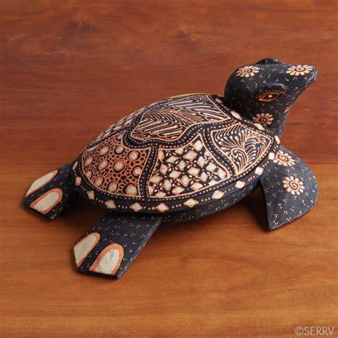Sea Turtle Home Decor batik sea turtle box