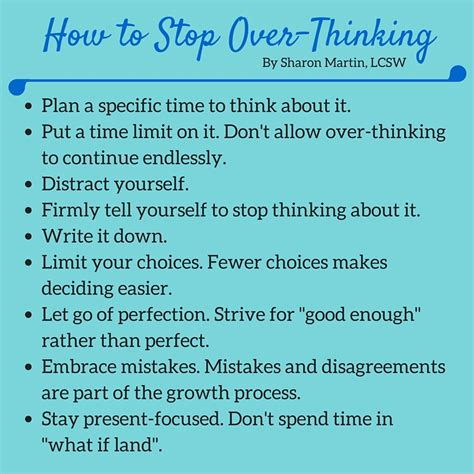 Ways To Stop Overthinking Everything by Overcoming Analysis Paralysis