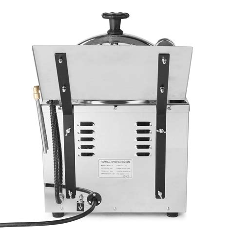pressure fryer heater 16l countertop commercial electric
