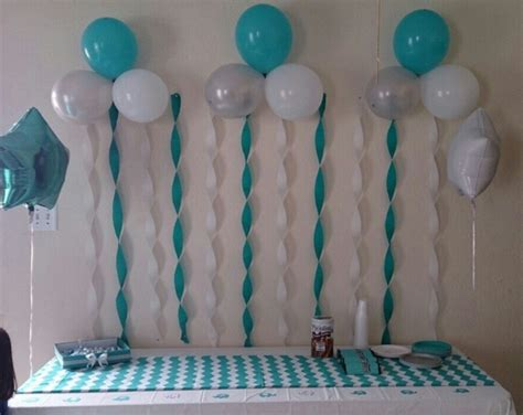 simple baby boy shower ideas 15 baby shower ideas