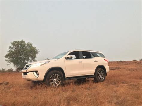 toyota official page toyota fortuner official review page 7 team bhp