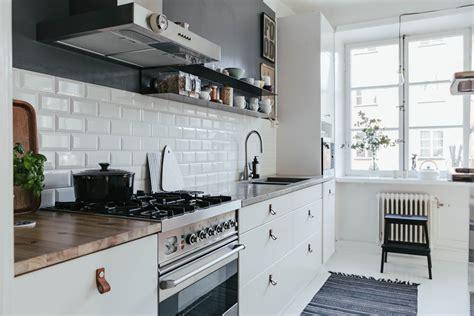 azulejo biselado  una cocina nordica interiores