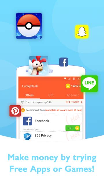 free money apps for android luckygift earn money apk for android aptoide