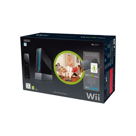 wii fit console nuveostore console wii pack wii fit plus