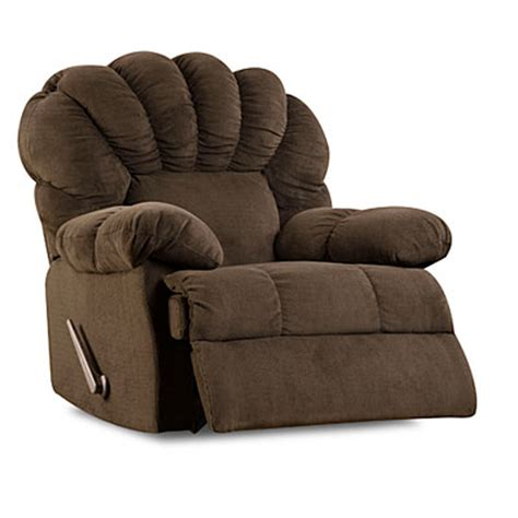 Recliner Big Lots by Stratolounger 174 Dynasty Chocolate Recliner Big Lots
