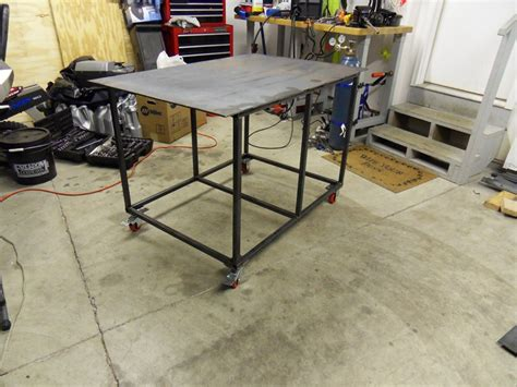 Worktable Plans Ideas Welding Table Plans
