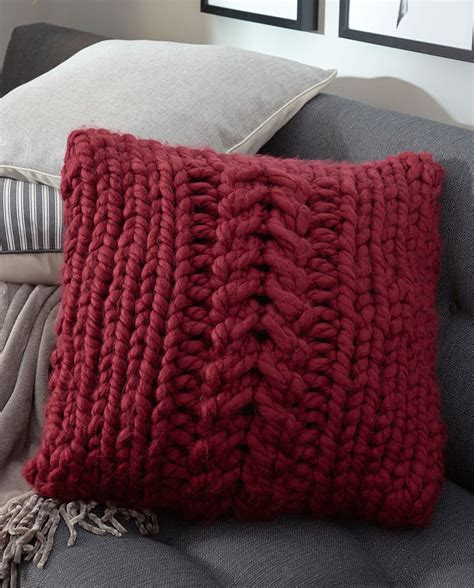 Pillow Pattern pillow knitting patterns in the loop knitting