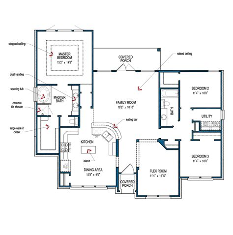 tilson floor plans guadalupe tilson homes