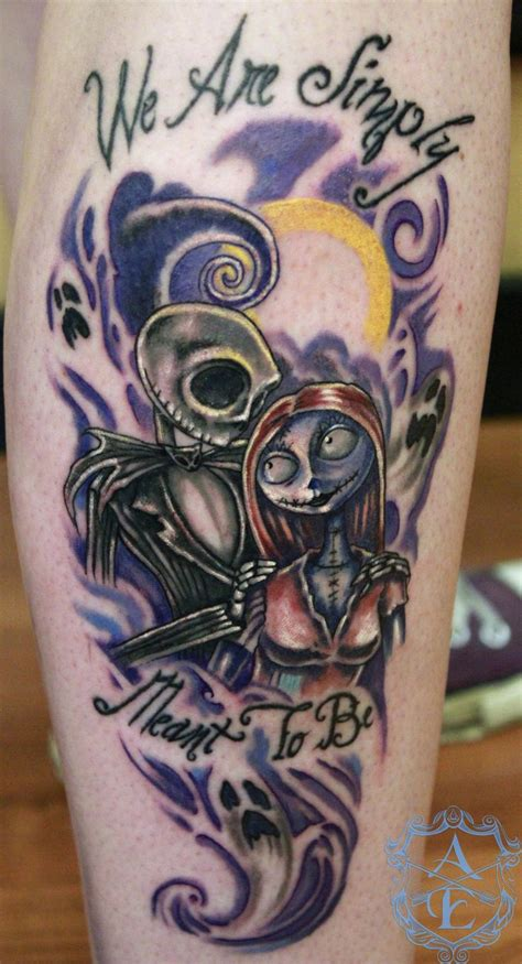 sally and jack tattoo 70 best images on drawings
