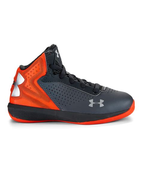 youth armour basketball shoes pre school armour torch basketball shoes ebay