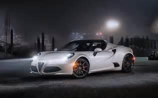 Alfa Romeo Spider 4c 2015 Alfa Romeo 4c Spider 3 Wallpaper Hd Car Wallpapers