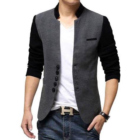 jacket design in pakistan mens stylish button fleece coat design 4