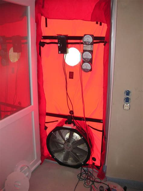 blower door test wann blower door test und duschabdichtung bautagebuch