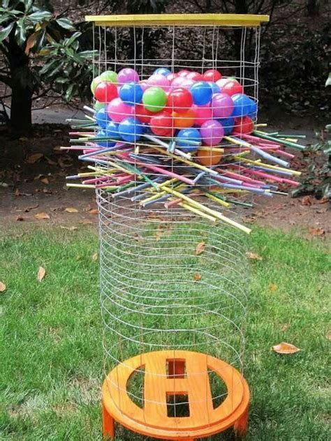 backyard kerplunk game kerplunk in the back yard game day pinterest the o