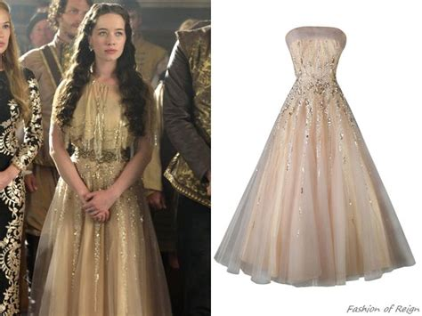 reign fashion my favorite reign dress in the episode 2x03 quot coronation